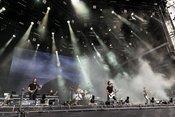 Kraftvoll: Live-Bilder von Gojira beim Wacken Open Air 2018