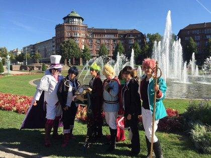 In Schale geworfen - Bunt und schrill: Impressionen von der AnimagiC 2018 in Mannheim