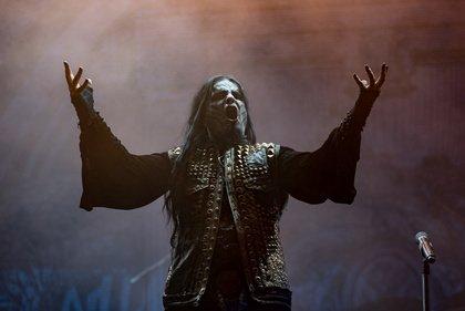 Schwarz wie die Nacht - Finster: Live-Bilder von Dimmu Borgir auf dem Wacken Open Air 2018