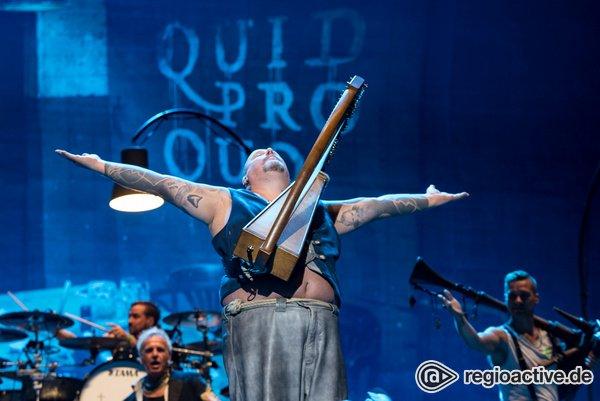 Von Elektro bis Mittelalter - In Extremo und Nitzer Ebb sind Headliner beim Amphi Festival 2019