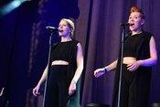 Volksnah: Fotos von Ina Müller live bei Musik in Park in Schwetzingen