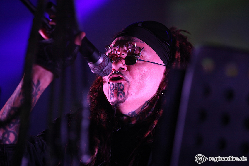 Ministry (live in Wiesbaden, 2018)