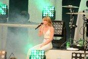 Hexerei: Fotos von Lina live im Amphitheater Hanau