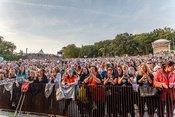 Nordisch: Bilder von a-ha live auf der Loreley Freilichtbühne