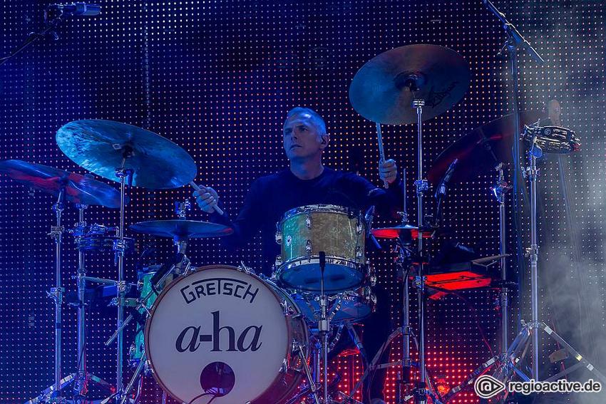 a-ha (live auf der Loreley 2018)