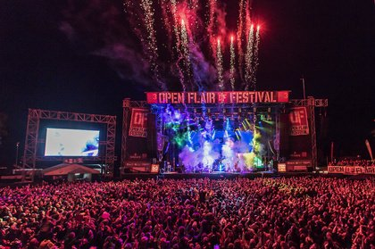 Feierliches Flair - Open Flair Festival 2019: Tickets ausverkauft, Good Charlotte sagen ab