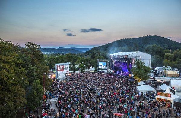 Viel Unterstützung - Open Flair Festival auf 2021 verschoben