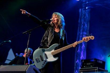 Rock 'n' Roll is here to stay - Suzi Quatro nimmt ihre Fans in Lorsch mit auf Zeitreise