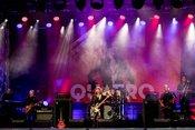 Live-Fotos von Suzi Quatro & Band beim Open Air am Kloster Lorsch 2018