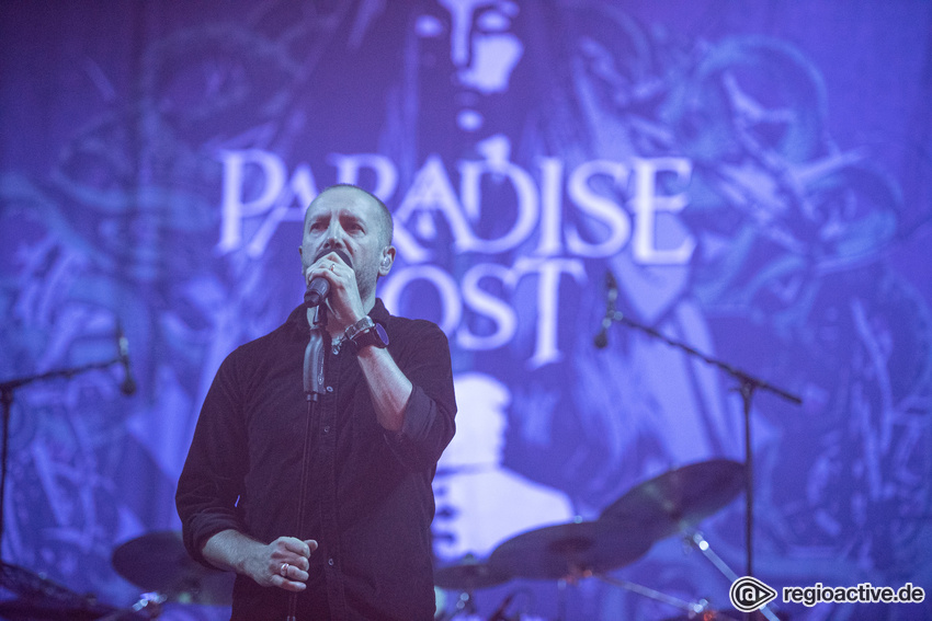 Paradise Lost (live beim Summer Breeze 2018)