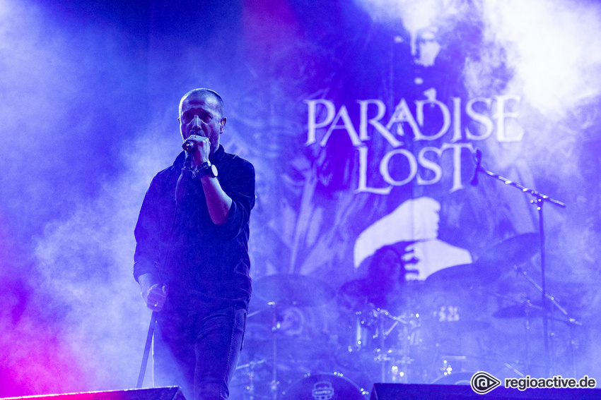 Paradise Lost (live beim Summer Breeze 2018)