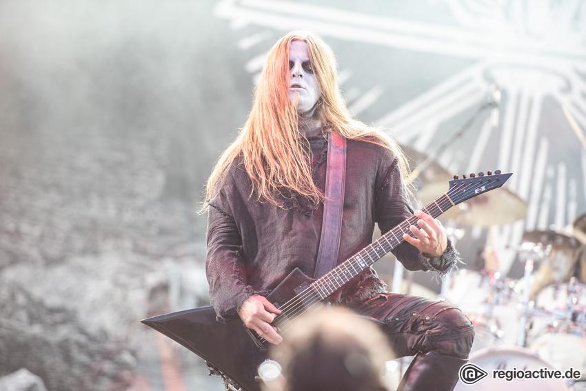 Behemoth (live beim Summer Breeze 2018)