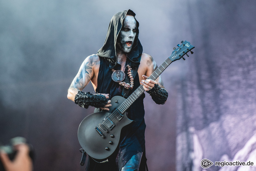 Behemoth (live beim Summer Breeze 2018)
