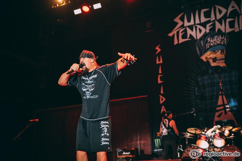 Suicidal Tendencies (live beim Summer Breeze 2018)