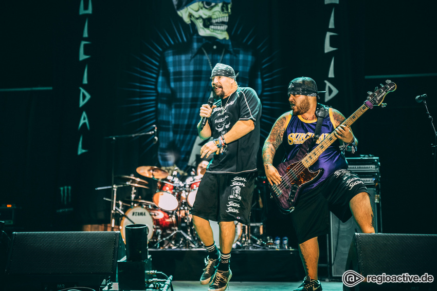 Suicidal Tendencies (live beim Summer Breeze 2018)