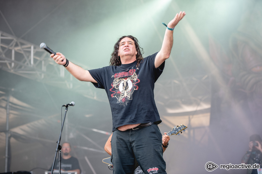 Tankard (live beim Summer Breeze 2018)