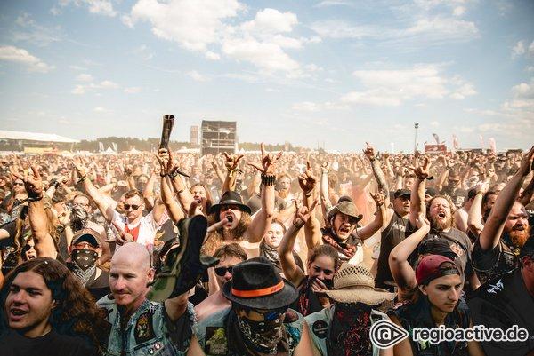 Kein purer Metal, aber pures Vergnügen - Summer Breeze 2018: Heiß, hart und hastenichtgesehen