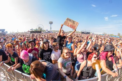 Hoch hinaus - Highfield Festival 2019: Der Vorverkauf hat begonnen