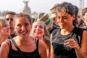 Sonnig mit Blitzen: Impressionen vom Freitag beim Highfield Festival 2018