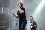 Mitreißend: Bilder von Beartooth live beim Summer Breeze 2018
