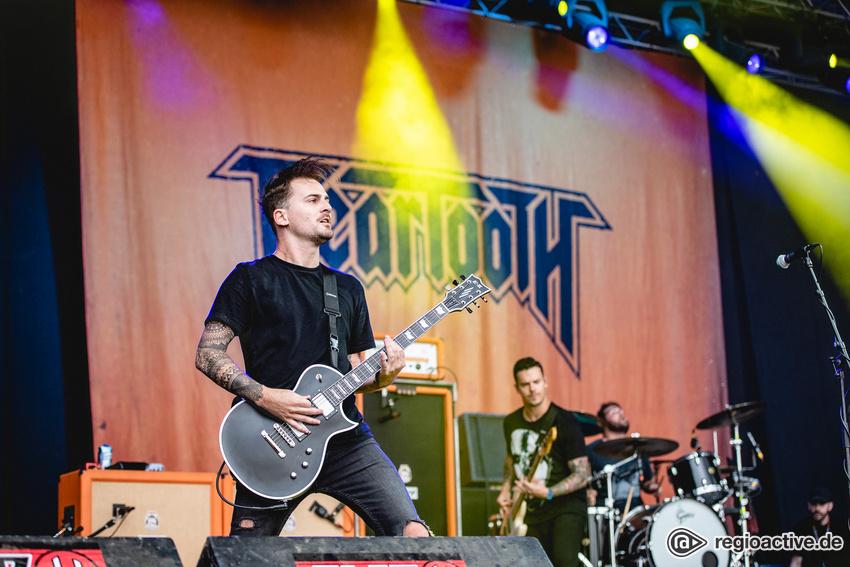 Beartooth (live beim Summer Breeze 2018)