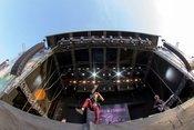 Abgefahren: Live-Bilder von Gogol Bordello auf dem Highfield Festival 2018