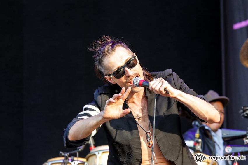Gogol Bordello (live auf dem Highfield, 2018)