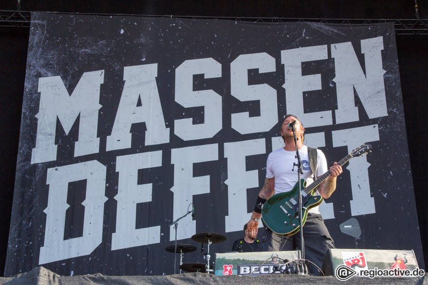 Massendefekt (live auf dem Highfield,2018)