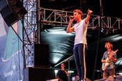 Clueso: Live-Bilder des Thüringers vom Highfield Festival 2018