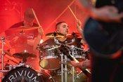 Trivium: Bilder der modernen Metal-Heroen live beim Summer Breeze 2018