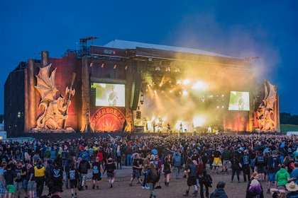 Summer Breeze makes me feel fine - Summer Breeze Open Air 2020 mit Within Temptation und Amon Amarth
