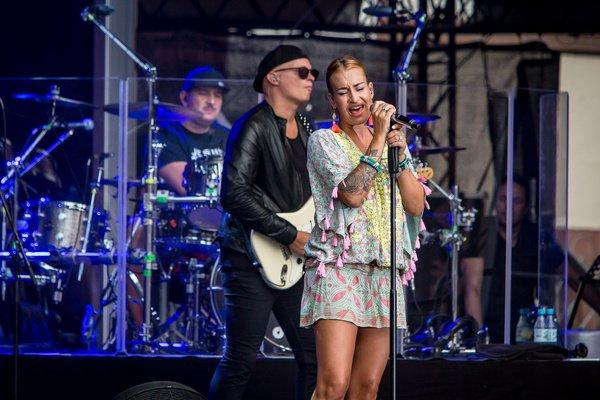 Positive Stimmung - Jazz & Joy 2018 in Worms strahlt sehr viel Lebensfreude aus
