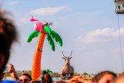 Sommerfeeling: Impressionen vom Samstag beim Highfield Festival 2018