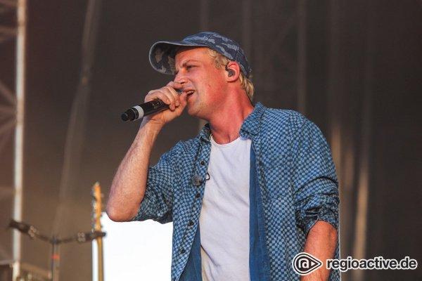 Nichtschwimmer am See - Dendemann: Bilder des Rappers live auf dem Highfield Festival 2018