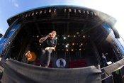 Flogging Molly: Live-Bilder der wilden Show auf dem Highfield Festival 2018
