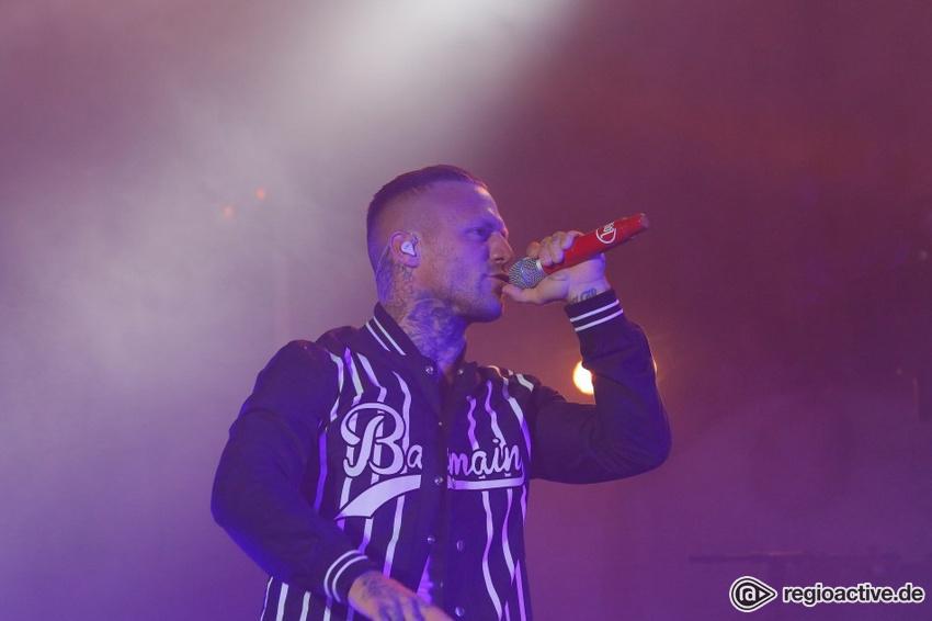 Kontra K (live auf dem Highfield, 2018)