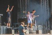 Wortgewandt: Fotos von Prinz Pi auf dem Highfield Festival