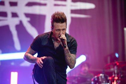 Zum ersten Mal dabei - Aufgedreht: Bilder von Papa Roach live auf dem Summer Breeze 2018