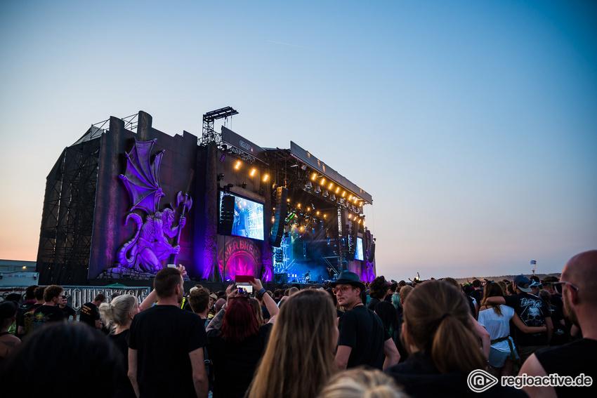 Impressionen vom Samstag beim Summer Breeze Festival 2018