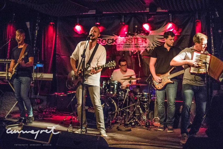 LammBock (live bei der Rockbuster Zwischenrunde, 2018)