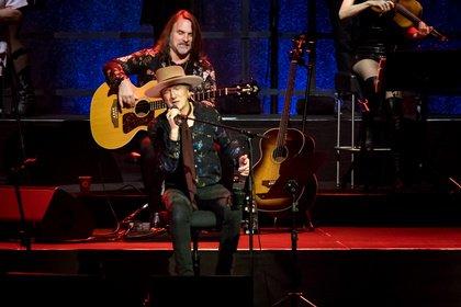 Die zweite Runde - Westernhagen: Live-Fotos des MTV-Unplugged Konzerts in der Festhalle Frankfurt