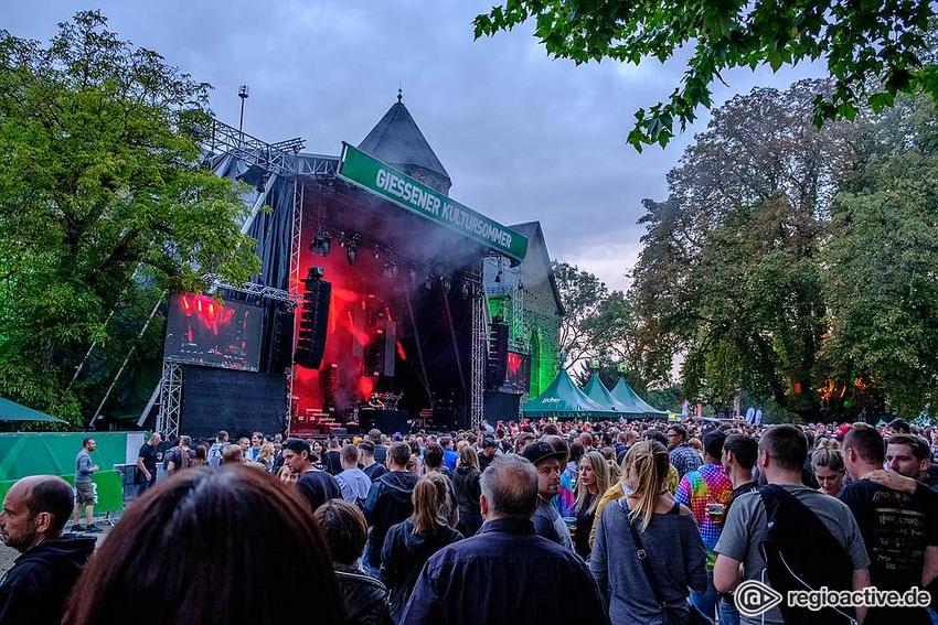 Scooter (live in Gießen 2018)