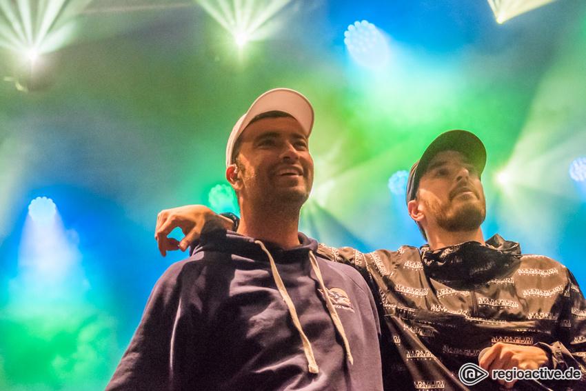 Marteria & Casper (live in Jamel, 2018)