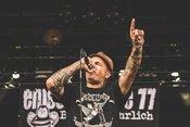 Live-Fotos von Emscherkurve 77 beim City Riot Fest 2018 in Wiesbaden