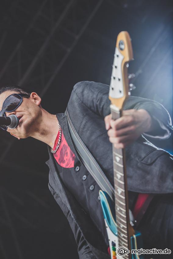 The Selecter (live beim City Riot Fest, 2018)