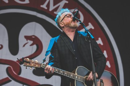 Irisches Erbe - Flogging Molly: Live-Bilder der Folk-Punker beim City Riot Fest in Wiesbaden
