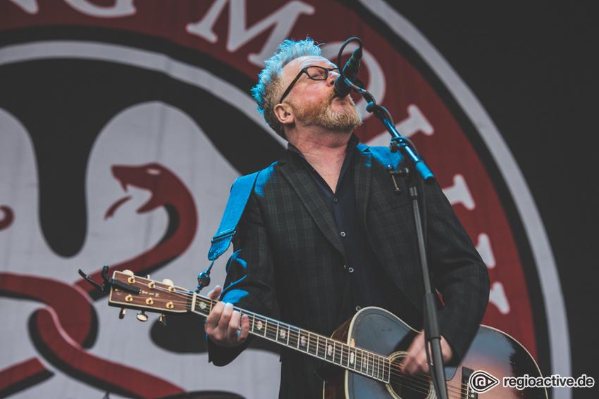 Flogging Molly (live beim City Riot Fest, 2018)