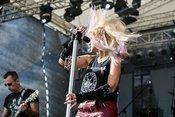 Eingesprungen: Fotos von Edelweiss bei Rock im Hinterland 2018