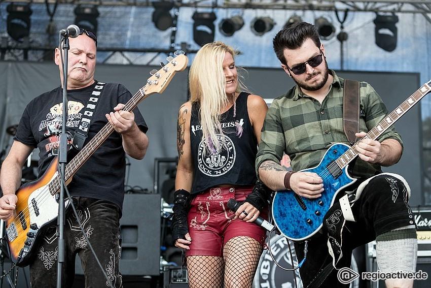Edelweiss (live bei Rock im Hinterland, 2018)
