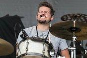 Powertrio: Bilder von Midriff live bei Rock im Hinterland 2018